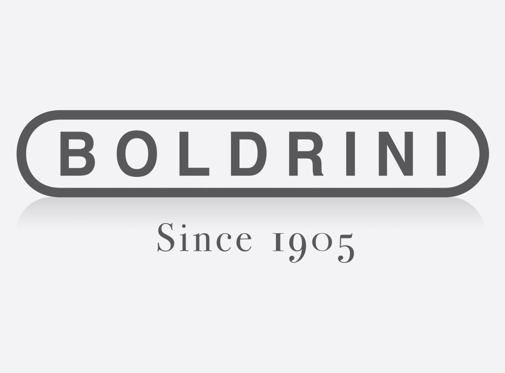 Boldrini: logo since 1905