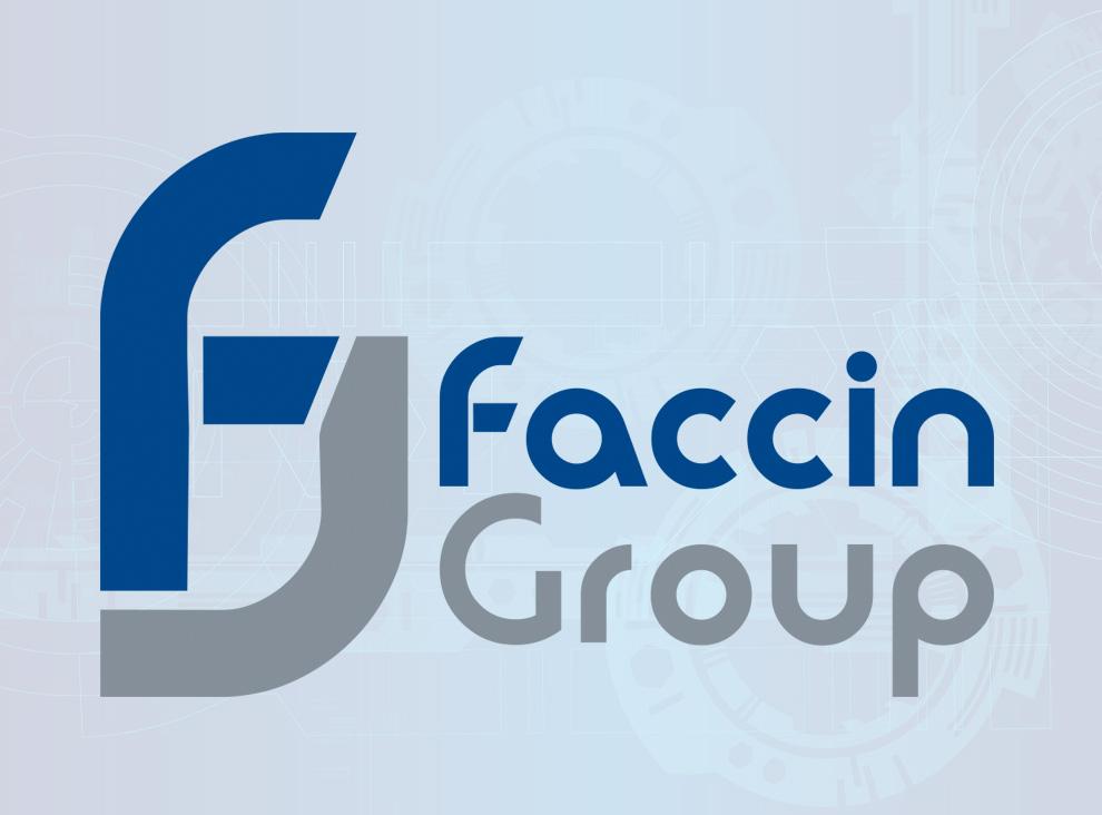 Faccin Group New Logo Launch